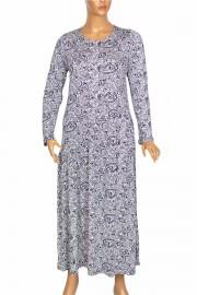 Barem Kadın Funda Bel ve Baseni Büzgülü Lacivert Elbise