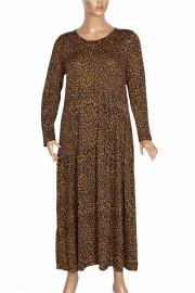 Barem Kadın Funda Bel ve Baseni Büzgülü Siyah3 Elbise