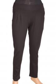 Barem Pensli Siyah Pantolon