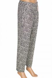 Barem, Şule Kamuflaj Pileli Penye Haki Pantolon