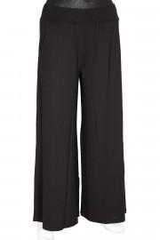 Dule, Aymoli Cepli Astarsız Siyah Pantolon Etek