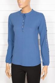 Tripen, Bona Kolu Taşlı Mavi Bluz